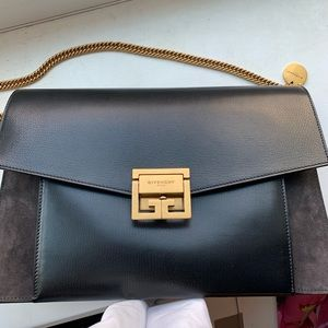 Givency Large Bag Black & grey